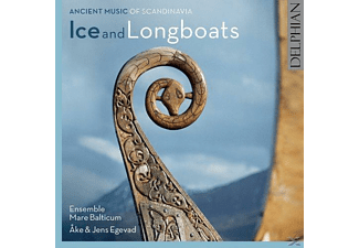 Ensemble Mare Balticum - Ice and Longboats - (CD)