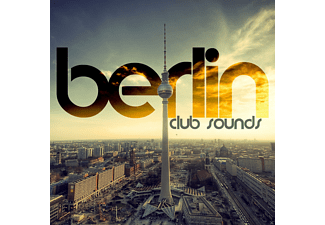VARIOUS - Berlin Club Sounds [CD]