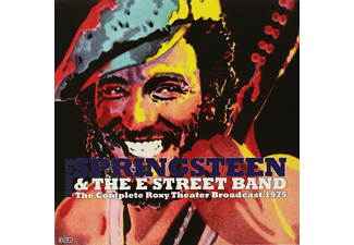 Bruce Springsteen, The E Street Band - The Complete Roxy Theater Broadcast 1975 - (Vinyl)