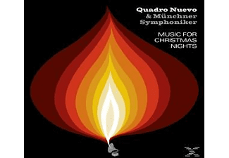 Quadro Nuevo & Münchner Symphoniker - Music For Christmas Nights [CD]