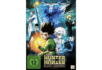 Hunter x Hunter - The Last Mission - (DVD)
