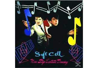 Soft Cell - Non Stop Ecstatic Dancing - (Vinyl)