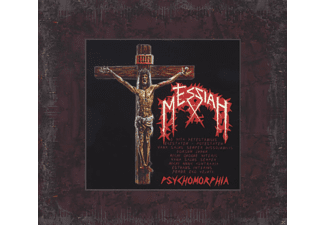 Messiah - Psychomorphia - (CD)