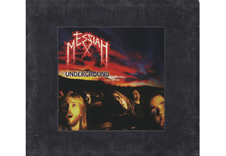 Messiah - Underground [CD]