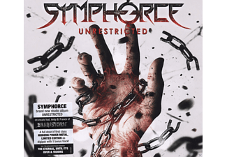 Symphorce - Unrestricted [CD]