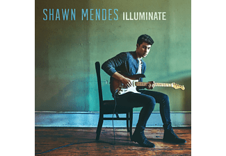 Shawn Mendes Illuminate CD