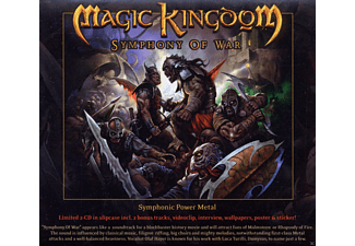 Magic Kingdom - Symphony Of War Ltd.2cd [CD]