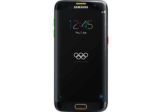 SAMSUNG Galaxy S7 Edge Olympic Games Edition 32 GB Schwarz