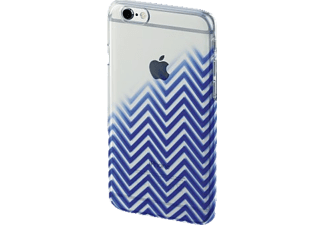 HAMA Blurred Lines Backcover Apple iPhone 6, iPhone 6s Kunststoff Blau