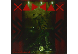 Xaddax - Counterclockwork [CD]