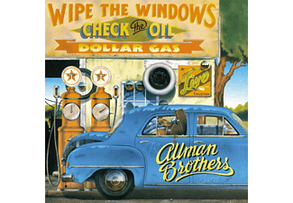 The Allman Brothers Band - Wipe The Windows,Check The Oil,Dollar Gas (2LP) - (Vinyl)