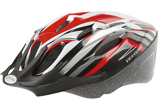 FORMULA CYCLING Helm Wit-Rood-Zwart L
