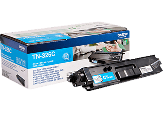 BROTHER TN 326 C Laser Cyan