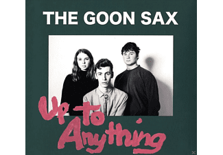 Goon Sax - UP TO ANYTHING - (CD)