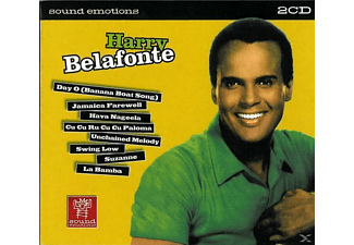 Harry Belafonte - Sound Emotions-2 Cd - (CD)