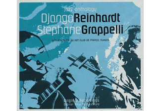 Django Reinhardt, Stéphane Grappelli - Jazz Anthology - (CD)