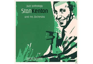 Stan Kenton And His Orchestra - Jazz Anthology [CD]
