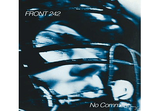 Front 242 - No Comment+Politics Of Pressure [CD]