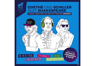 Eduartists - Goethe Und Schiller Feat. Shakespeare [CD]