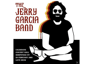 Jerry Band Garcia - Calderone Concert Hall Hempstead Ny 29 Feb.1980 - (CD)