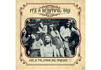 It's A Beautiful Day - Live In The Studio San Francisco 71 - (CD)