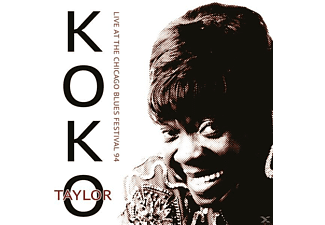 Koko Taylor - Live At The Chicago Blues - (CD)