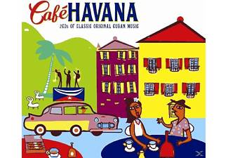 VARIOUS - Cafe Havana - (CD)