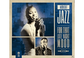 VARIOUS - Midnight Jazz [CD]