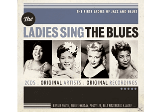 VARIOUS - Ladies Sings The Blues [CD]