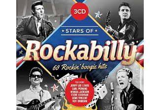 VARIOUS - Stars Of Rockabilly [CD]