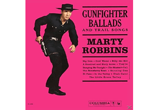 Marty Robbins - Gunfighter Ballads - (Vinyl)