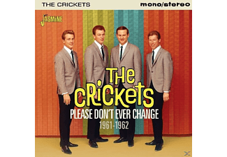 The Crickets - Please Don't Ever Change - (CD)