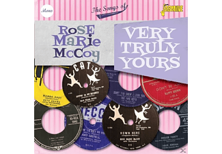 VARIOUS - The Songs Of Rose Marie McCoy [CD]