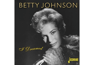 Betty Johnson - I Dreamed [CD]