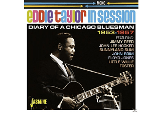 Eddie Taylor, VARIOUS - Diary Of A Chicago Bluesman - (CD)