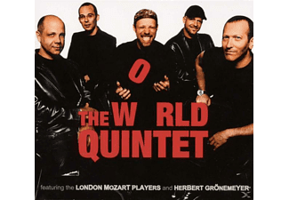 The World Quintet - World Quintet - (CD)