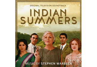 Ost-original Soundtrack Tv - Indian Summer - (CD)