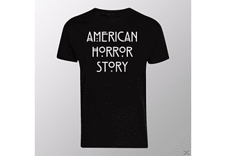 American Horror Story Logo (Shirt XL/Black)