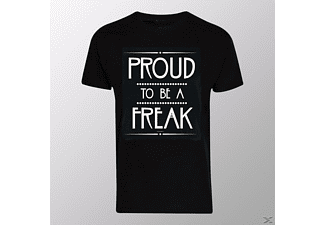 Proud To Be A Freak (Shirt M/Black)