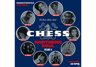 VARIOUS - Chess Northern Soul,Vol.2 (Ltd.Edt.) [Vinyl]