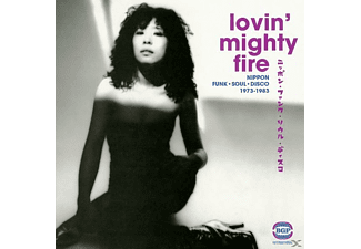 VARIOUS - Lovin Mighty Fire-Nippon Funk,Soul,Disco 1973- [Vinyl]