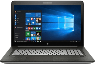 HP Envy 17.3 inç FHD Ekran Core i7-6700HQ 16 GB 1 TB+256 GB SSD Geforce GTX 950M 4 GB Win 10 Notebook