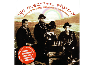 The Electric Family - Family Show - (CD)