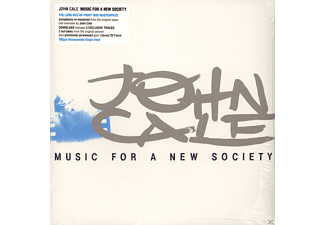 John Cale - Music For A New Society (Lp+Mp3) - (Vinyl)