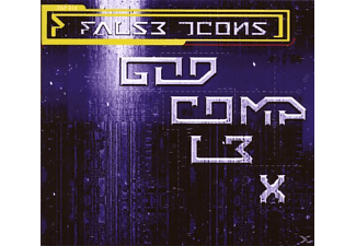 False Icons - God Complex - (CD)
