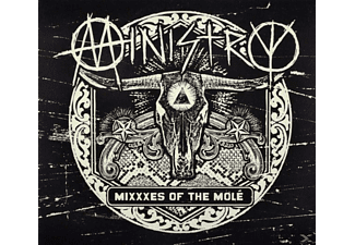 Ministry - Mixxxes Of The Mole - (CD)