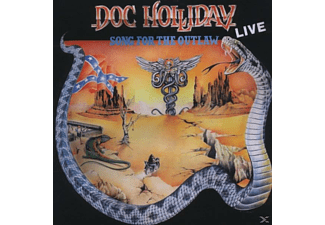 Doc Holliday - Song For The Outlaw (Live) - (CD)