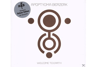 Apotygma Berzerk - Welcome To Earth [CD]