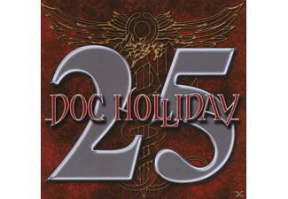 Doc Holliday - 25 (Twentyfive) - (CD)