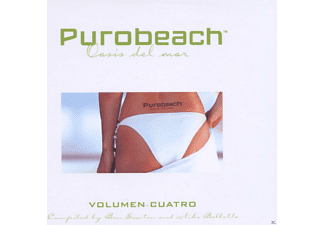 VARIOUS - Purobeach-Volumen Cuatro - (CD)